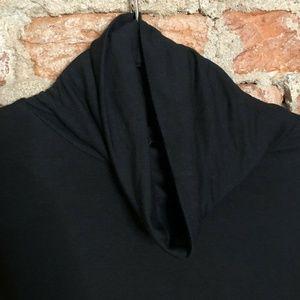 Aritzia Tops - Talula Aritzia Black Crop Top Size XS Turtleneck
